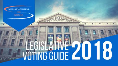 legislative voting guide